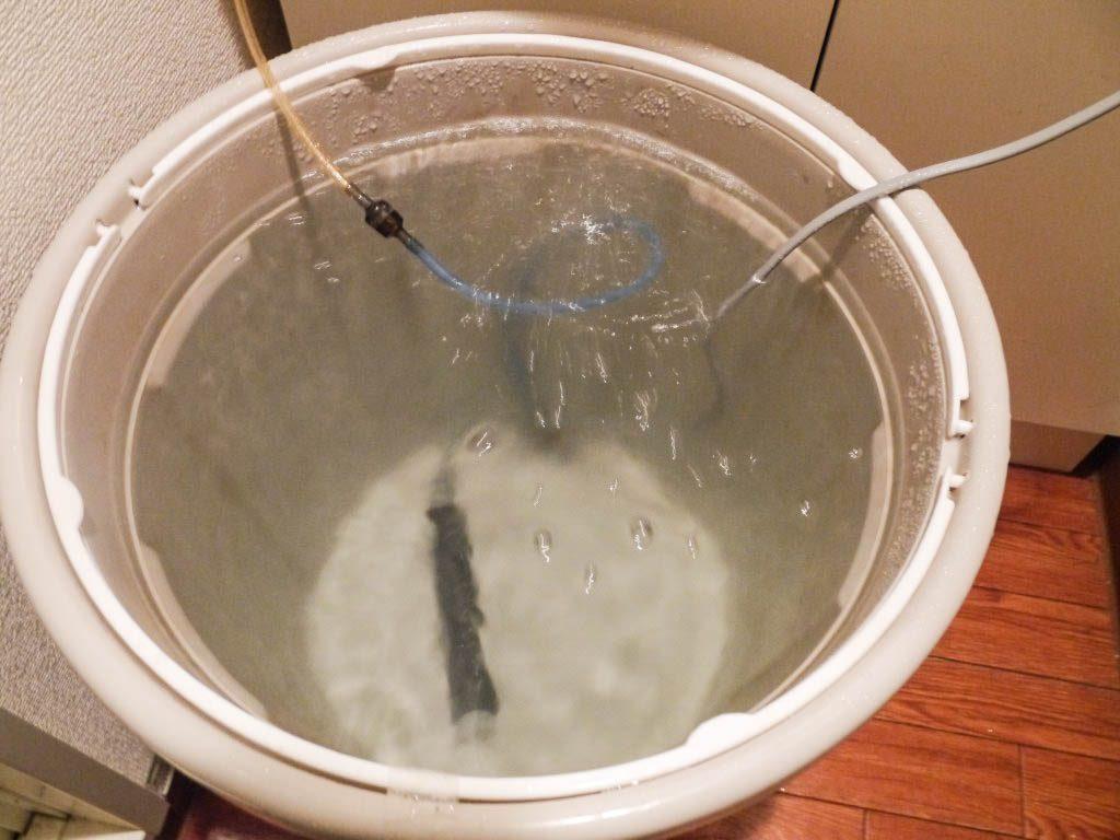 海水の作り方